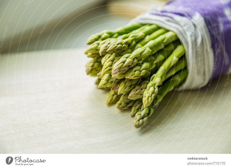 Fresh asparagus Food Vegetable Lettuce Salad Organic produce Vegetarian diet Wood Healthy Bright Thin Nature Asparagus green ingredient raw bundle