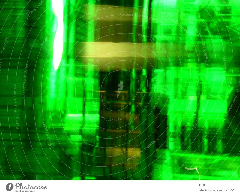 Green Lamp Style Lighting Design Dynamics Swing