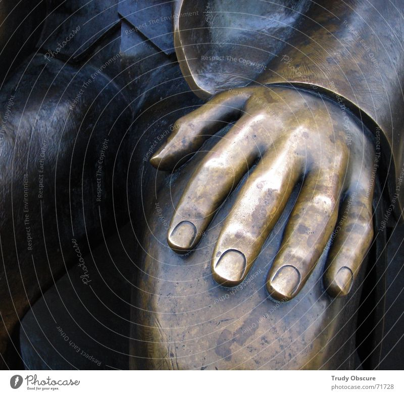 Hand Monument GDR Paw Academic studies Politics and state Reunification Bronze Legacy Proletarian Philosophy Education Communism Philosopher Sociology