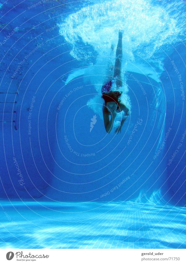 Water blue summer joy jump a royalty free stock photo for Swimming pools obi