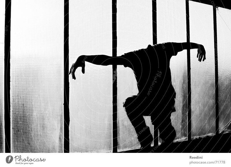 headless Headless Posture Gesture Creepy Executioner Fingers Hand Monster Vampire Corpse Harrowing Undead Window Light Human being Devil Body