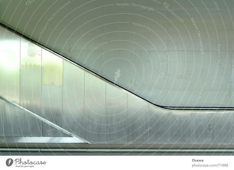 Concrete Steel Train station Platform Stairs Escalator High-grade steel
