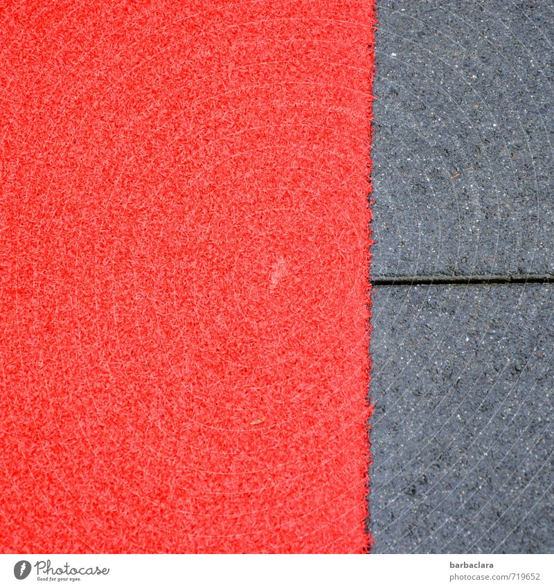 City Colour Red Street Lanes & trails Gray Stone Lie Illuminate Places Stripe Protection Safety Plastic Sidewalk Hotel