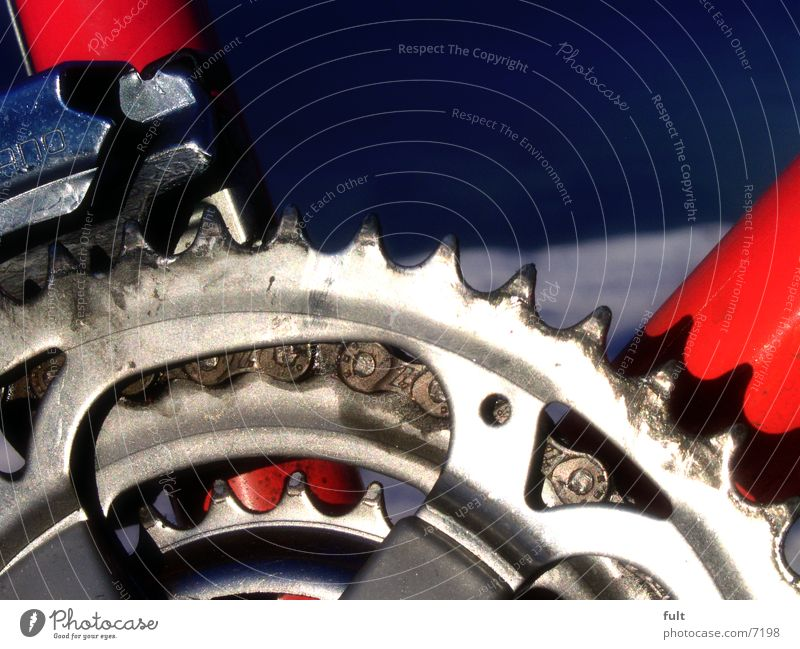 Metal Point Teeth Gearwheel Extreme sports
