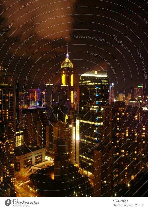 Large High-rise Hongkong Fascinating