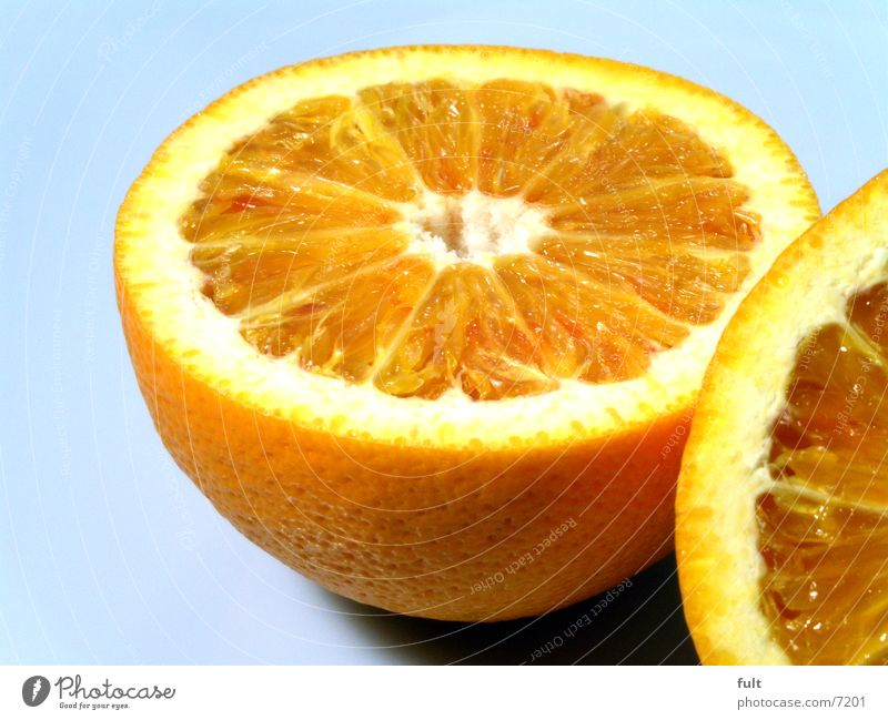 Orange Healthy Fruit Fresh Vitamin Fruit flesh
