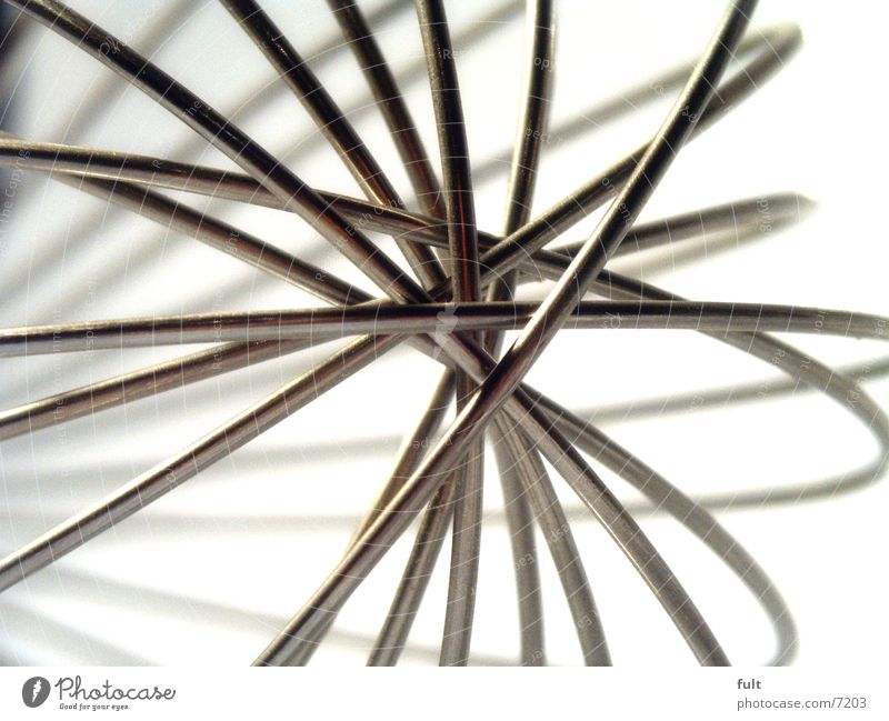 Cooking & Baking Kitchen Wire Household Bleak Macro (Extreme close-up) Cross Curved Electrical equipment Beater Household appliances