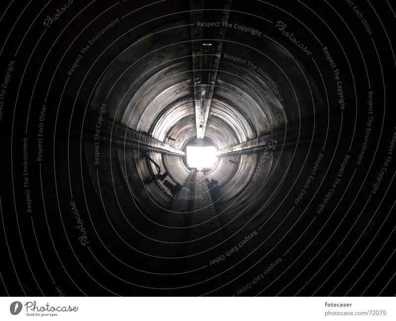 torpedo tube Torpedo Dark Light Shaft Tunnel Submarine
