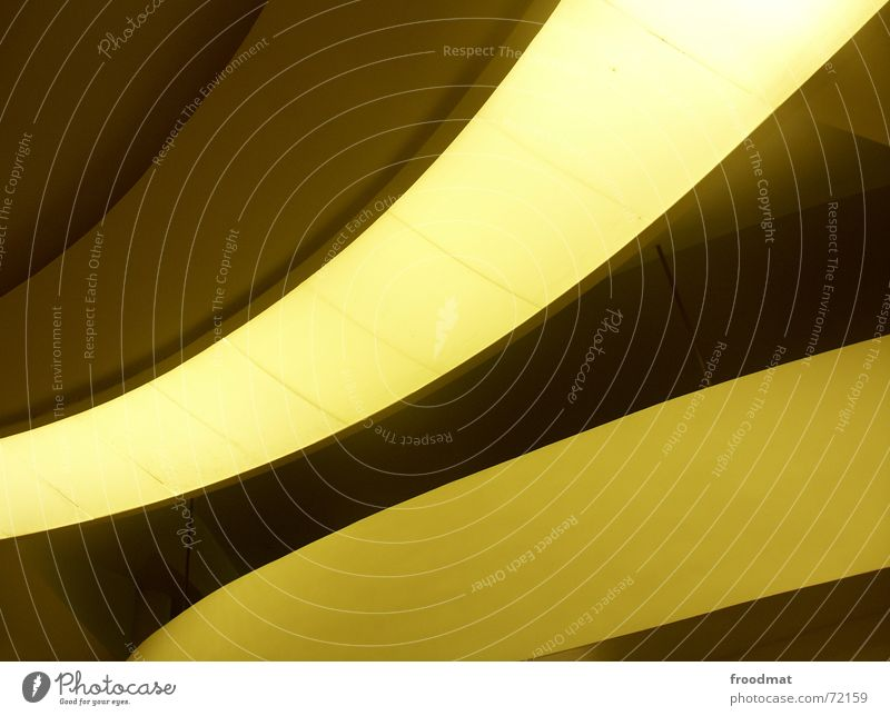 Yellow Brazil Graphic Minimal Rio de Janeiro
