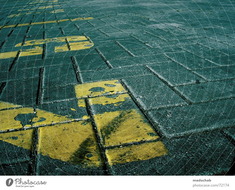 PHÄT! | numbers yellow style soil stones structure pattern pattern Pattern Typography Style 2 5 Airfield Runway Numbers Traffic infrastructure