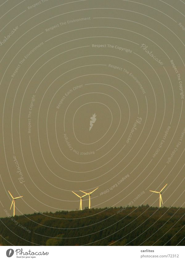 Weather Wind Wind energy plant Energy crisis Misbelief