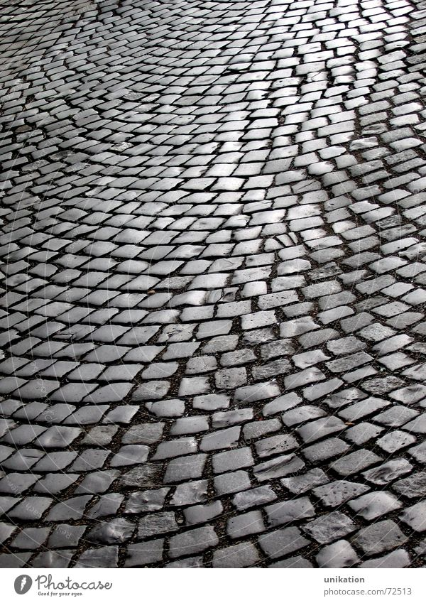 Street Stone Lanes & trails Cobblestones Pavement Paving stone Mosaic