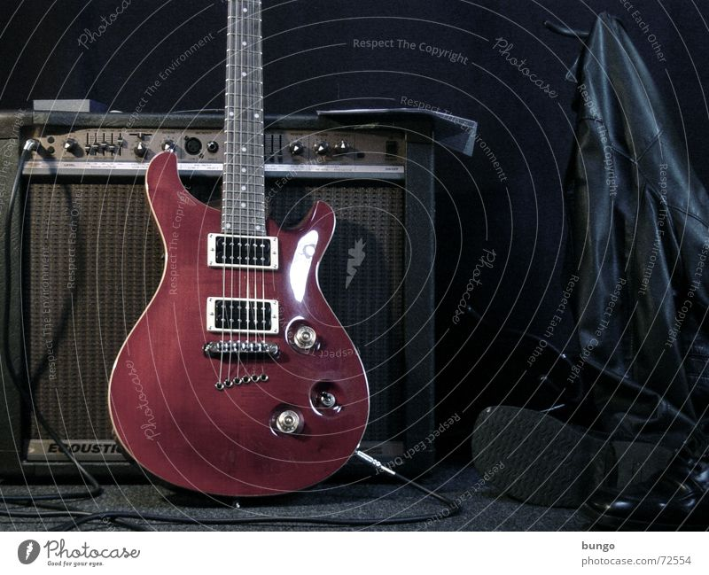 Red Calm Dark Playing Gray Music Moody Footwear Glittering Cable Shows String Concert Jacket Rock music Living room