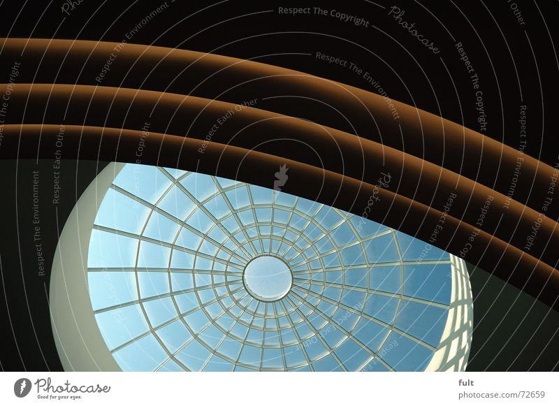 Above Window Lighting Art Glass Corner Round Putrefy Blanket Arch Münster Domed roof Shopping center