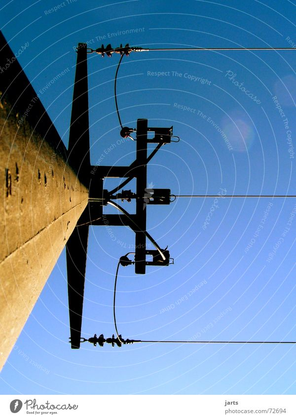 Sky Power Industry Energy industry Electricity Technology Net Electricity pylon Transmission lines High voltage power line Electrical equipment