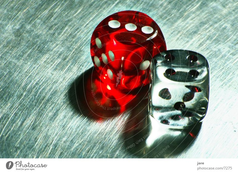 Alea iacta sunt 2 Playing Bet Kniffel Digits and numbers Breakage Leisure and hobbies dice Transparent caustics