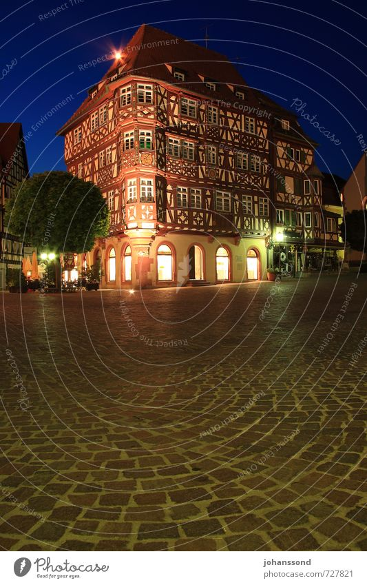 Mosbach Old Town 2 Small Town Downtown Old town Deserted House (Residential Structure) Marketplace Tourist Attraction Relaxation Vacation & Travel Esthetic