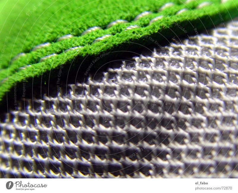 White Green Gray Footwear Neon light Sewing Stitching Buckskin