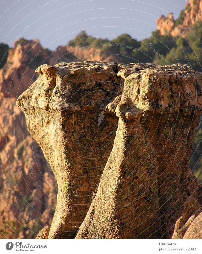 Nature Stone Landscape Rock Corsica