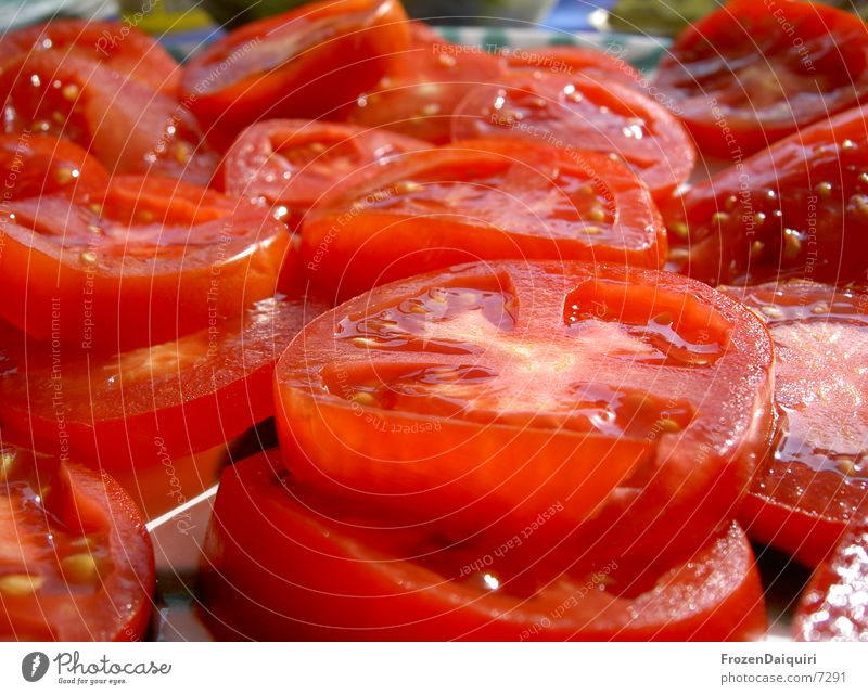 Red Healthy Vegetable Delicious Window pane Tomato Juicy Cut