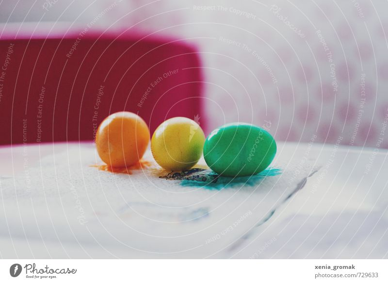 colorful eggs Food Nutrition Breakfast Dinner Buffet Brunch Organic produce Vegetarian diet Diet Design Leisure and hobbies Playing Feasts & Celebrations Easter