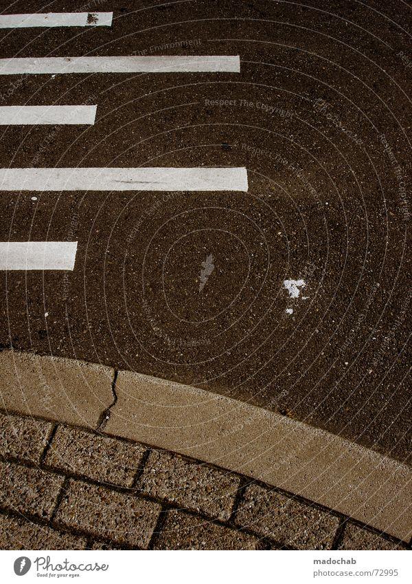 DA ISSES JA | lines design street street graphic pattern urban Stripe White Line Stone Gravel Style Zigzag Pattern Abstract Icon Autumn Dark Gloomy Transport