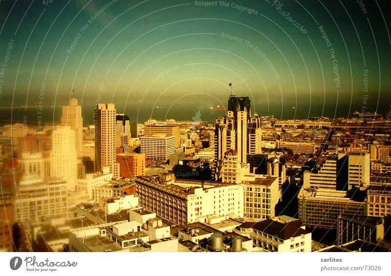 Large High-rise USA Downtown California San Francisco