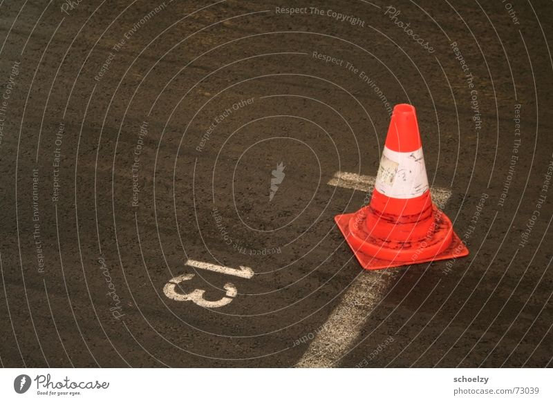 his last race Racecourse 13 Disaster Asphalt Rubber Accident Grief Doomed Dirty race track racetrack pole position Traffic cone Happy lucky bad luck thirteen