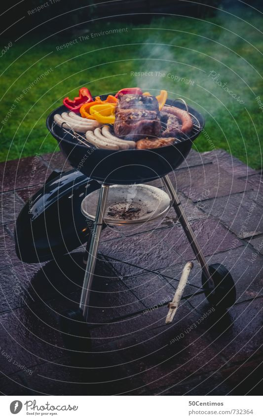 The barbecue session is open Meat Sausage Vegetable Barbecue (event) Churrasco Lifestyle Luxury Leisure and hobbies Vacation & Travel Adventure Camping Summer