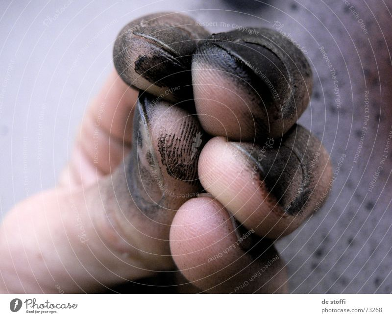 Hand Joy Black Art Dirty Skin Empty Fingers Painting (action, work) Neighbor Spray Action Side by side Harmful substance