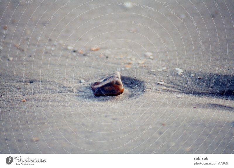 Ocean Beach Stone Sand