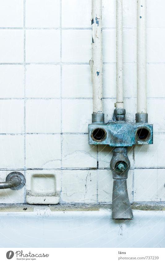 wetland Urban building Health Spa Tap Tile Bathtub Old Broken