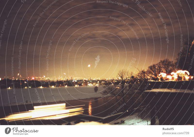 New Year's Eve 2001_c Night Club Firecracker