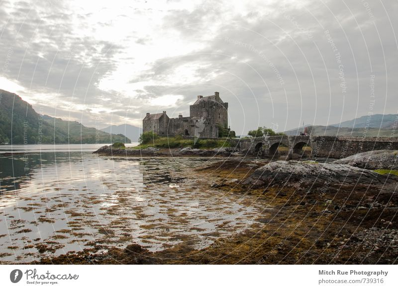 kyle of lochalsh Vacation & Travel Tourism Adventure Far-off places Sightseeing Summer Ocean Hiking Nature Landscape Plant Sky Spring Autumn Climate Forest Rock