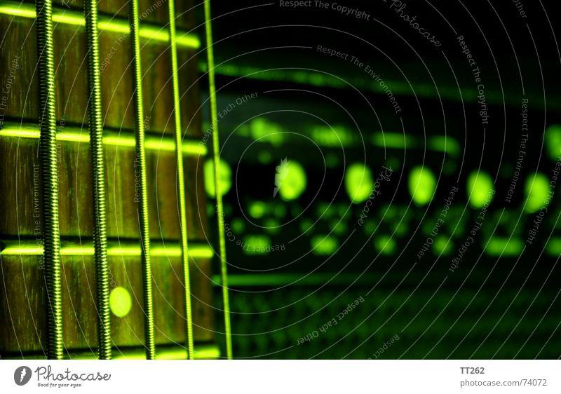 Green Dark Musical instrument Musical instrument string Electric bass Intensifier String instrument