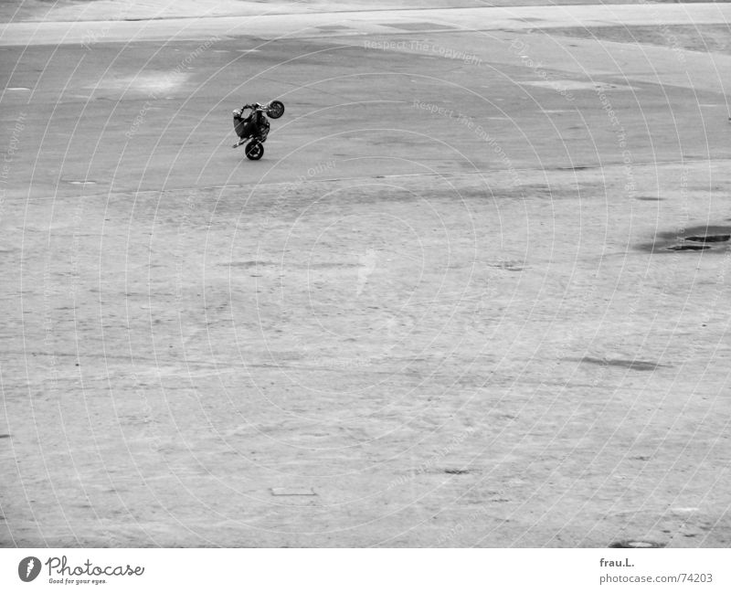 Human being Man Loneliness Sports Playing Transport Places Driving Brave Wheel Artist Practice Motorcyclist