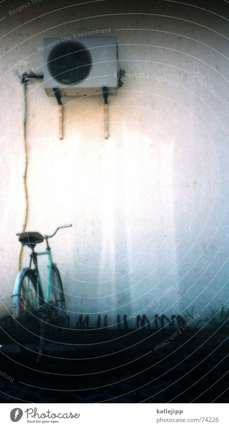 wind tunnel Bicycle Bicycle rack Wall (building) Air conditioning