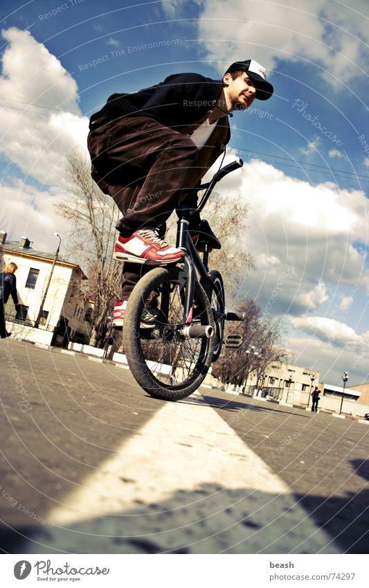 Bicycle BMX bike
