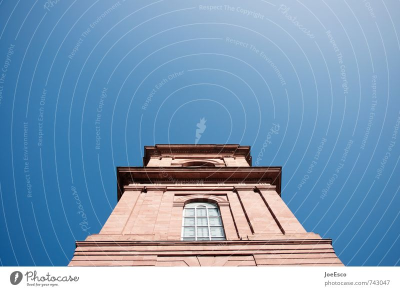 #743047 Bank building Manmade structures Building Architecture Facade Window Roof Threat Sharp-edged Gigantic Tall Perspective Tower Frankfurt Sandstone