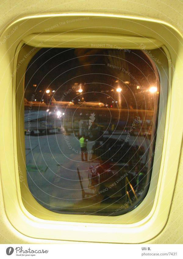Window Airplane