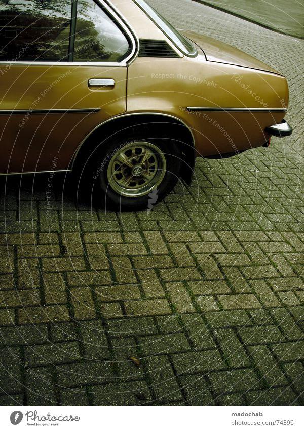 Car Orange Transport Floor covering Door handle Metal Chrome Stern Tuning Wood strip Wheel rim Kilometers per hour Youngtimer Air cowl