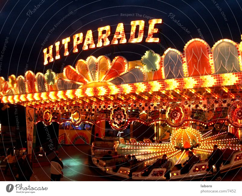 Party Kitsch Club Fairs & Carnivals Theme-park rides