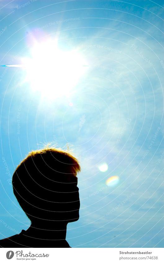 downside Dark side Sun Shadow siluette Silhouette Sky UV
