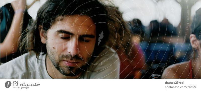 harmony in face... harmony in mind Human being peacefull silence sleep