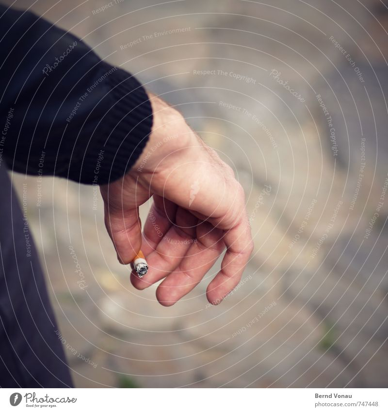 Man Relaxation Hand Black Adults Healthy Brown Sit Skin Fingers Break Smoking End Smoke Tobacco products Cobblestones