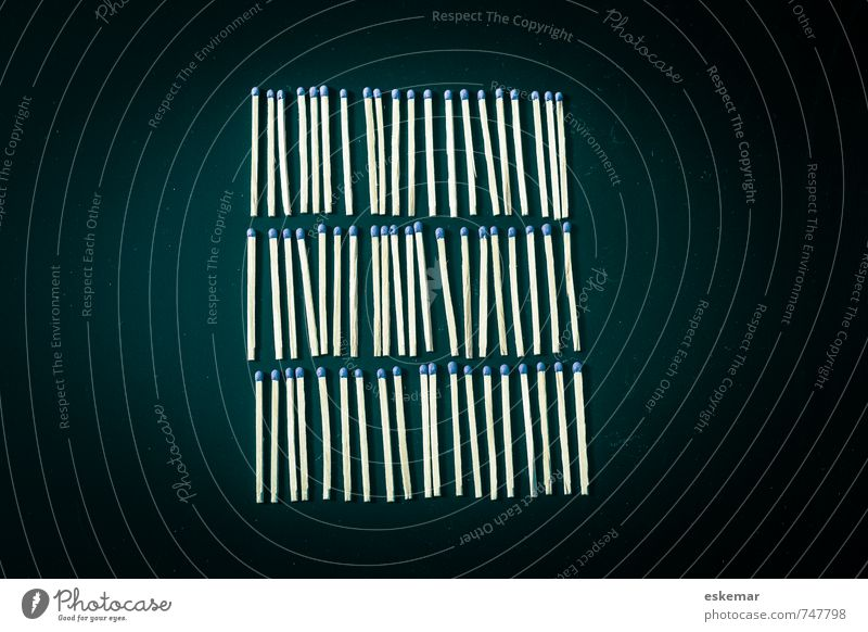 Blue Black Line Lie Arrangement Stripe Idea Many Near Row Symmetry Match Arrange Numbers Precision Accuracy