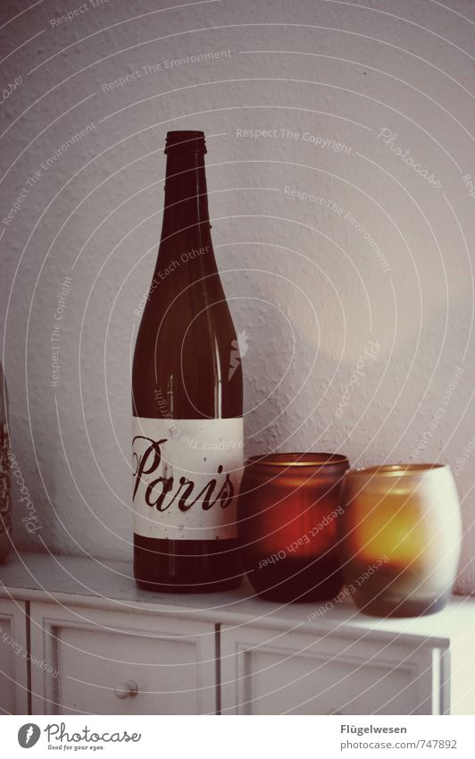 On Day in Paris Food Beverage Cold drink Wine Mug Bottle Glass Sightseeing City trip Capital city Skyline Overpopulated Kissing Romance Desire France Wine glass