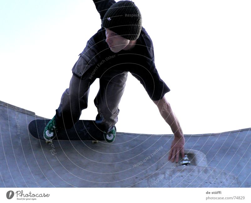 en.Duff Swimming pool Skateboarding ride fresh touch Stairs Basin confessed Joy yeah
