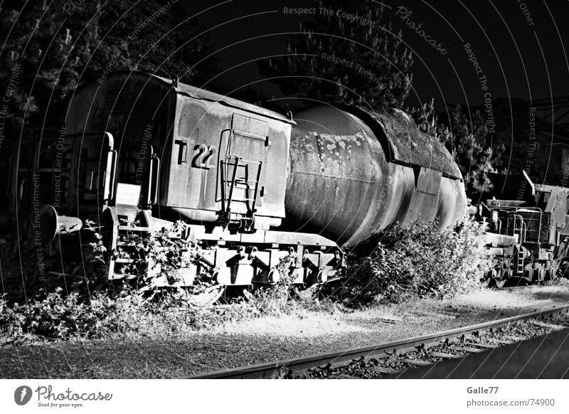 Human being Old Lighting Railroad Logistics Nostalgia Coil Goods Engines Era