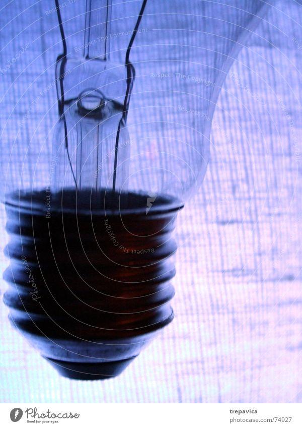 Blue Lamp Bright Lighting Glass Electricity Violet Transparent Tesla